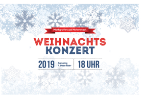 Weihnachtskonzert 2019